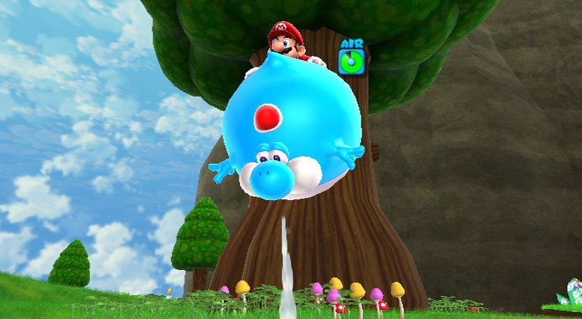 Super Mario Galaxy 2' is Why one 3D Mario Game Per Console