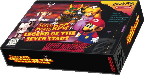 Super Mario RPG: The Legend of the Seven Stars