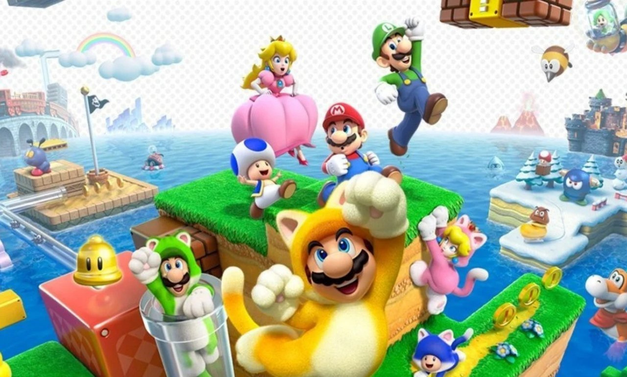 Ranking the Super Mario Games