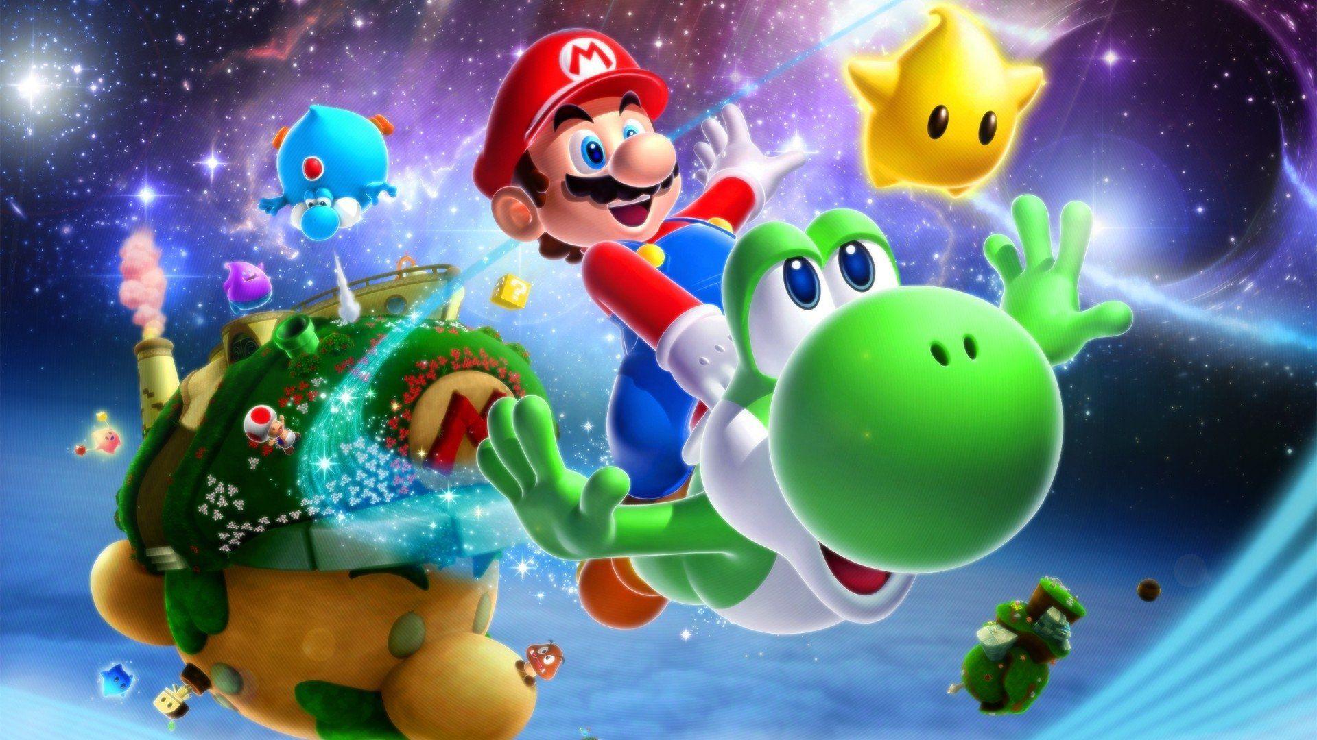 Super Mario Galaxy Review