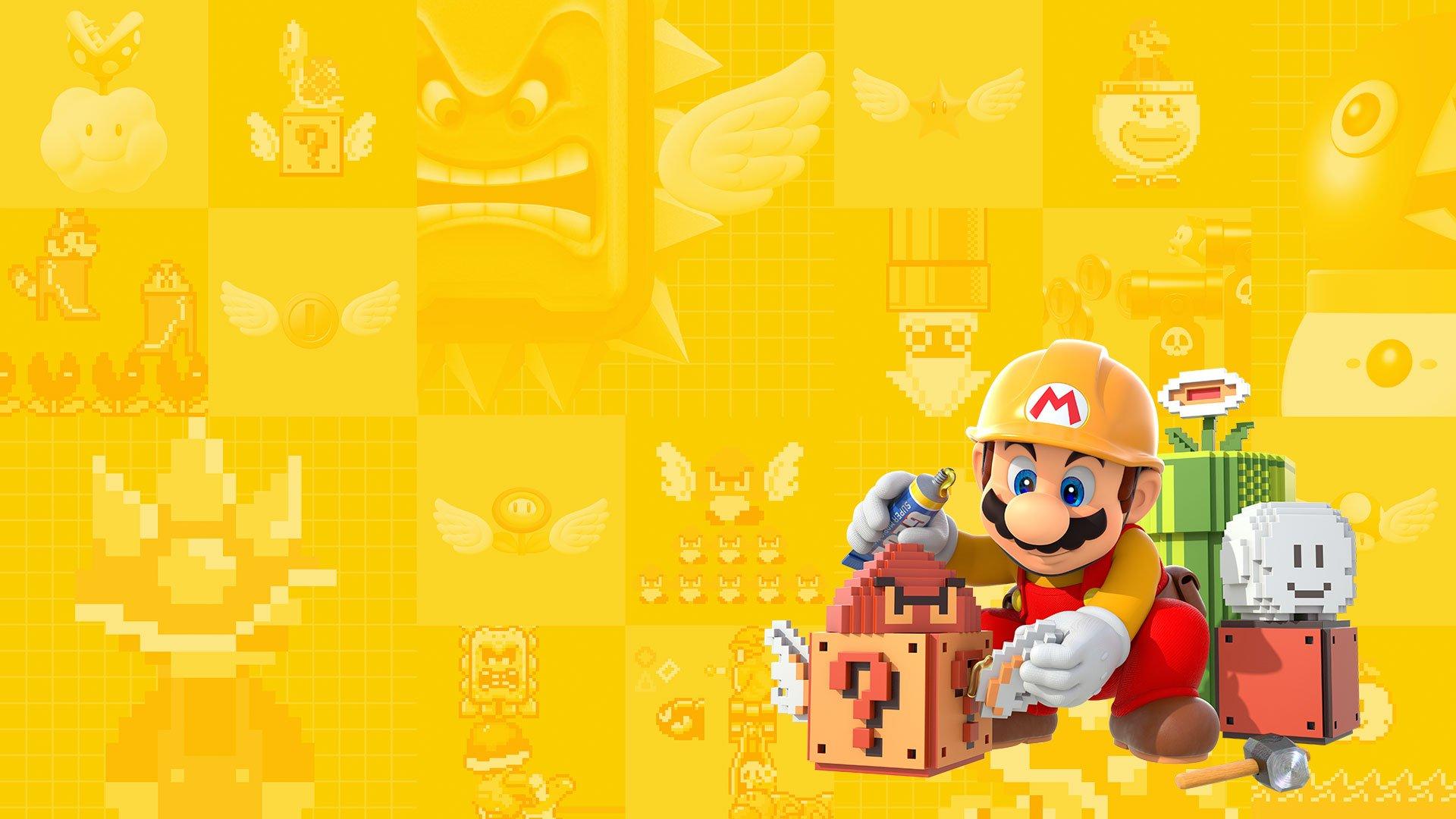 'Super Mario Maker' Is A Brilliant Entry In The Super Mario Series