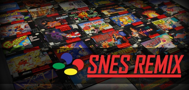 Super NES REMIX
