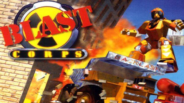 BlastCorpsGame