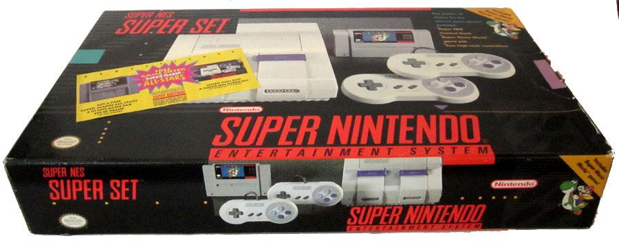 Super-NES-Console-