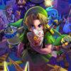legend-zelda-majoras-mask box art