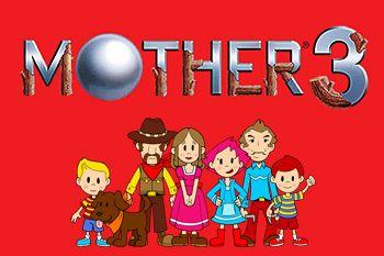 Mother 3 Wii U