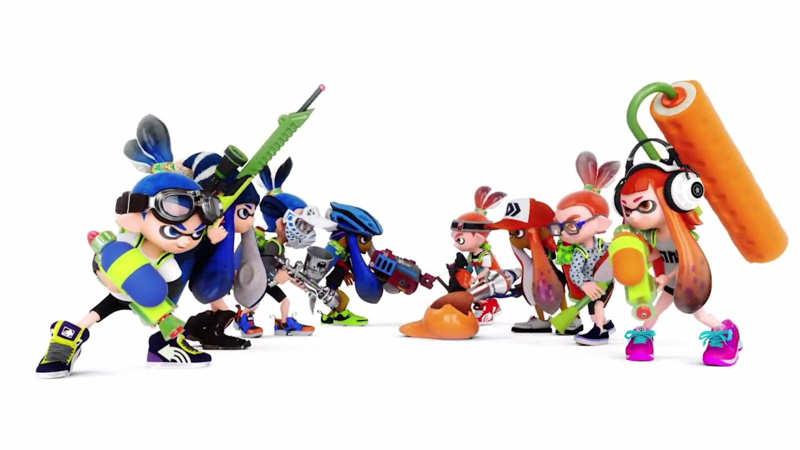What the gaming industry can learn from splatoon goomba stomp