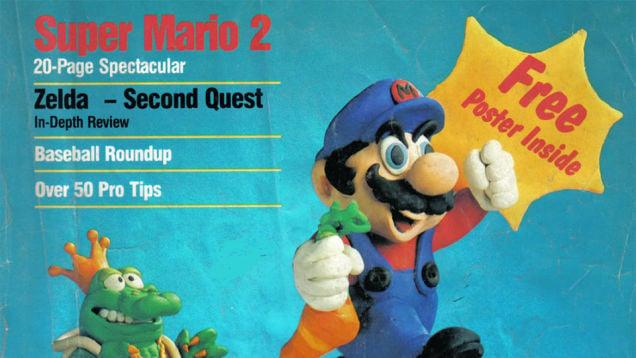 Nintendo Power Issue #1