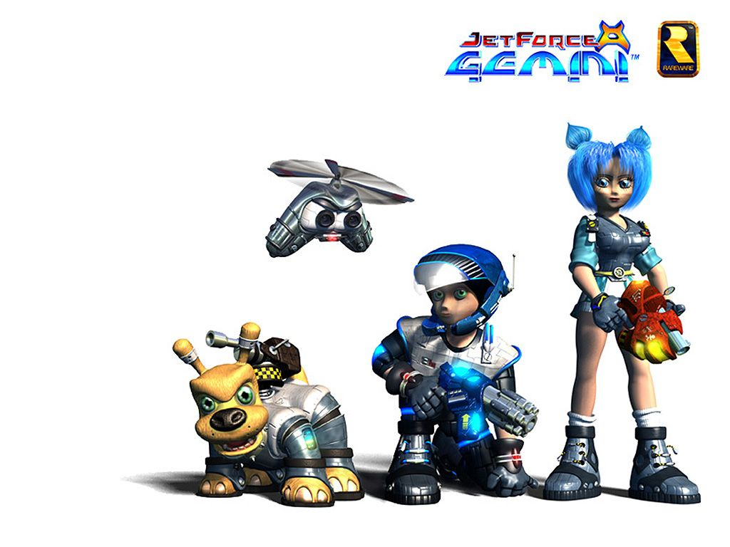Jet Force Gemeni making of