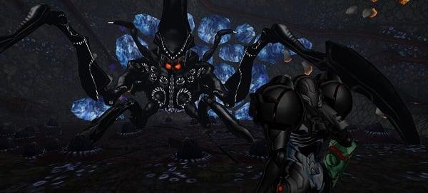Metroid_prime_encounter_phazon_infusion_chamber