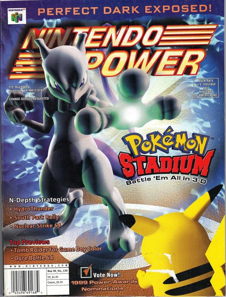 The 40 Best Nintendo Power Covers | Goomba Stomp