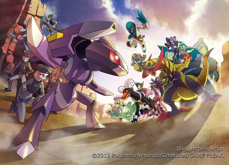 pokemon_card_game_bw_concept_art_by_hitoshiariga-d6db29w