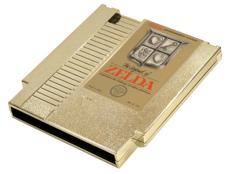 NES Zelda game review