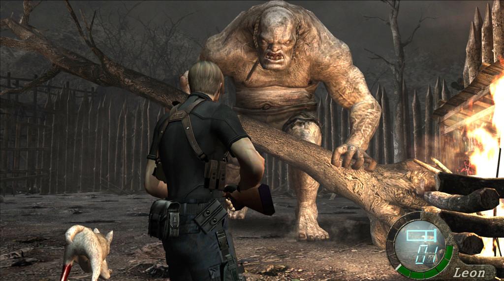 Resident Evil 4 anniversary
