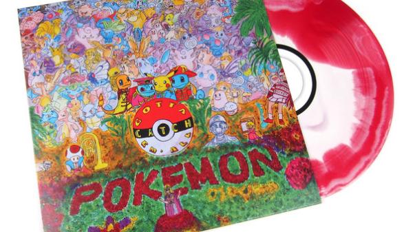 Pokemon Vinyl