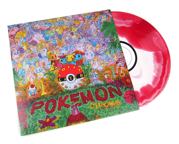 Pokemon Vinyl
