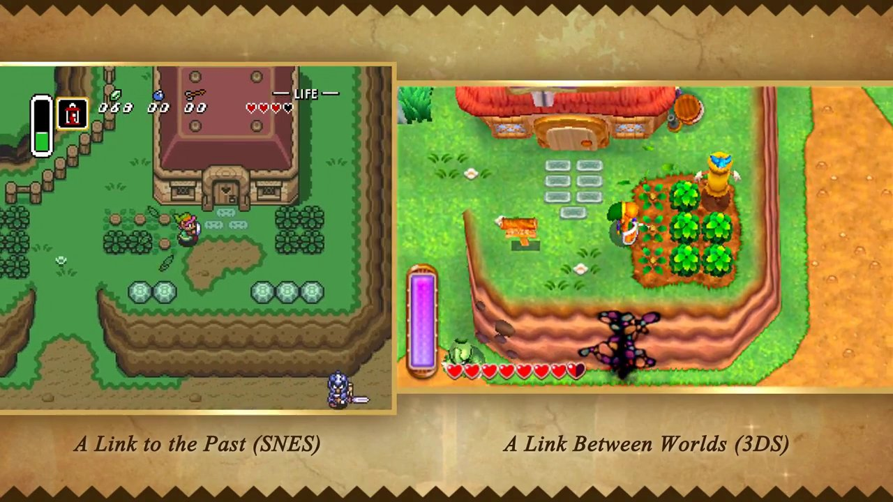The Legend of Zelda: A Link Between Worlds\' - one of the ...