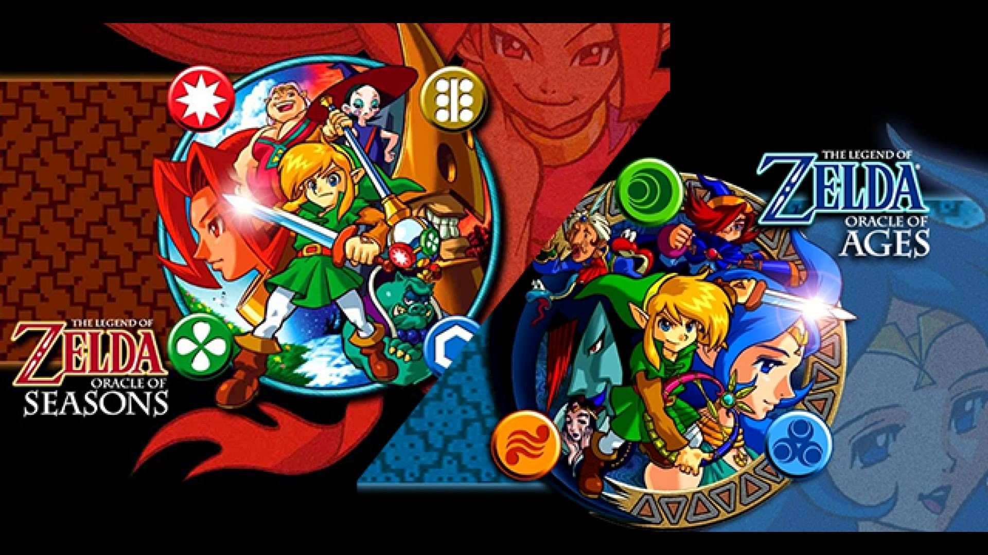 The Legend of Zelda: Oracle of Ages and Oracle of Seasons