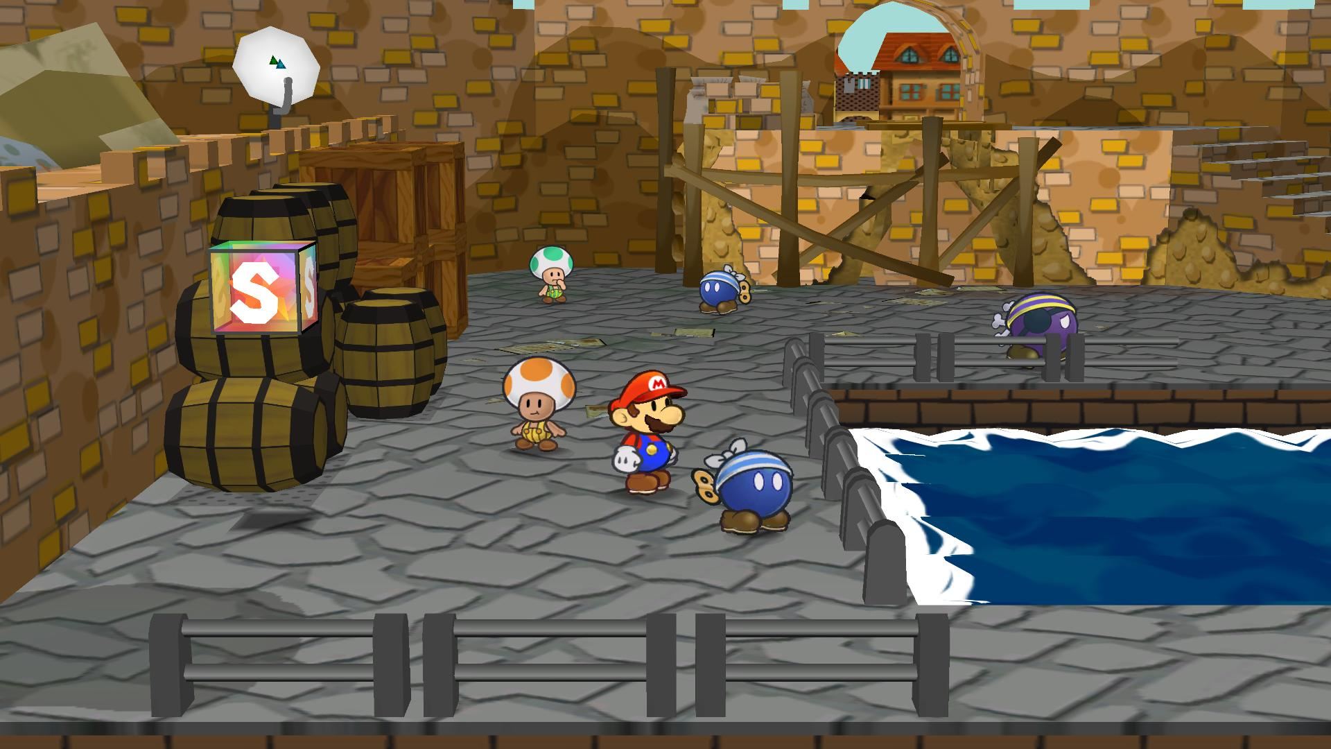 Beyond Pen and Paper: Top 3 Paper Mario games | Goomba Stomp