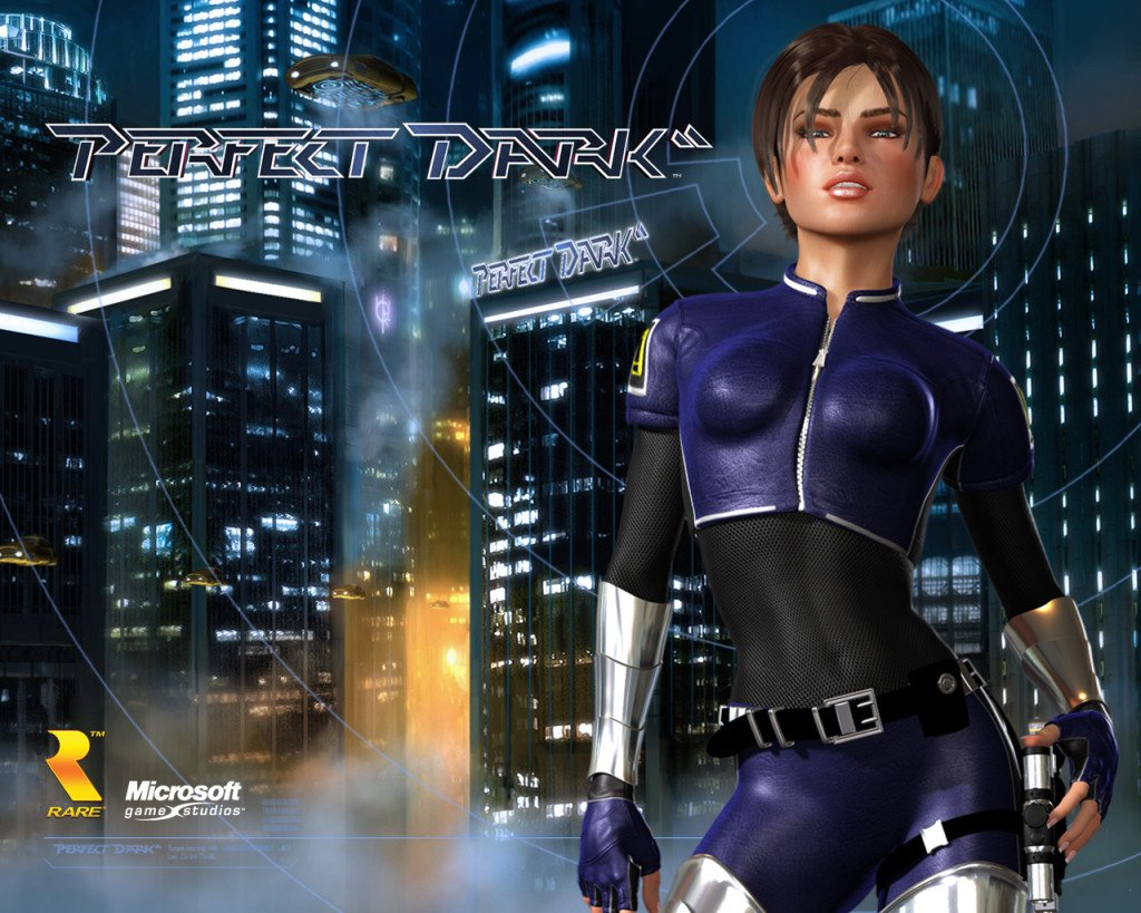 Joanna Dark