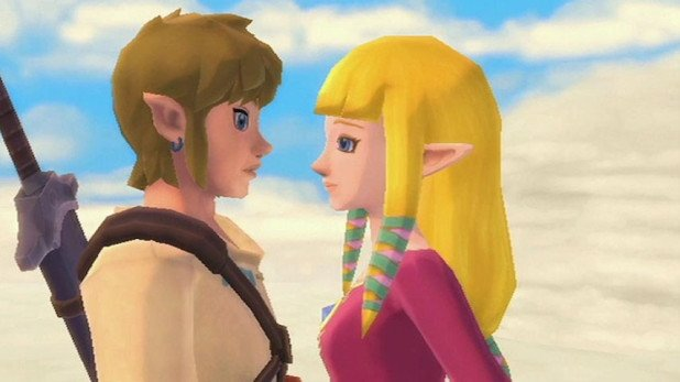 zelda-romance
