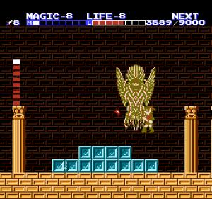 Thunderbird Zelda II