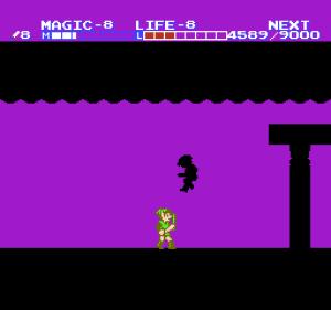 Dark Link Zelda II