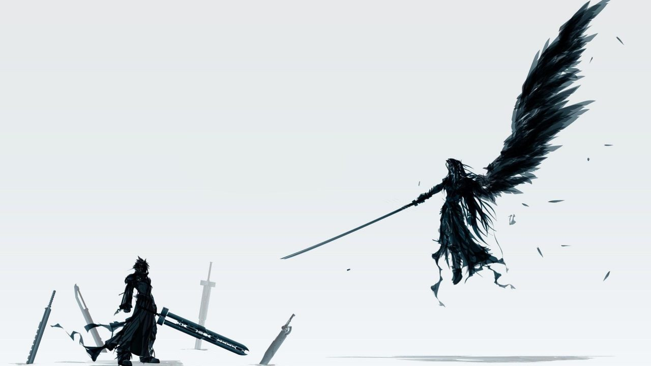 Final Fantasy Vii Advent Children A Muddled But Worthwhile