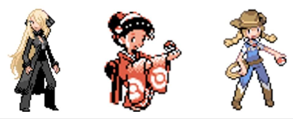 PokemonWomen