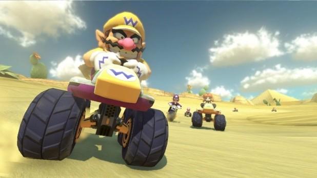 Wario Mario Kart