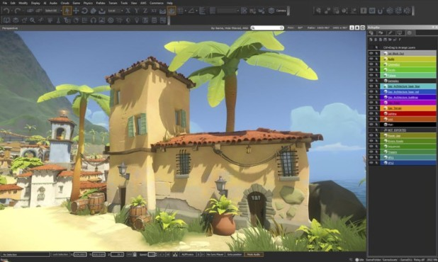 amazon_lumberyard_editor_relay