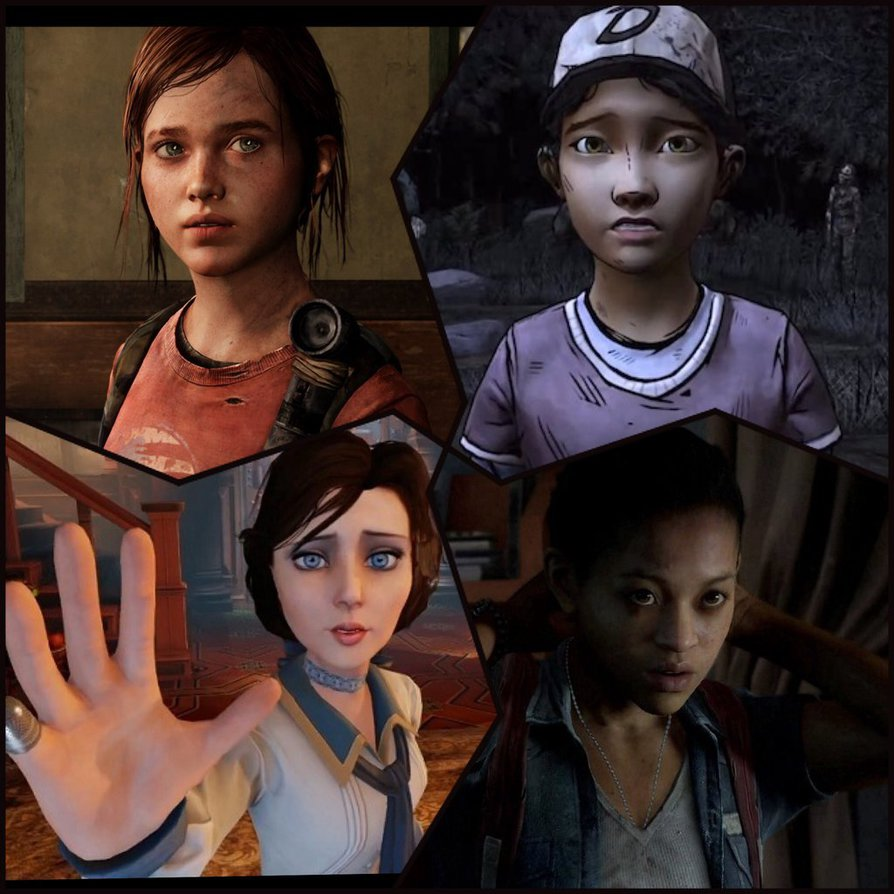 It's Time for More Female Characters in Gaming | Goomba Stomp