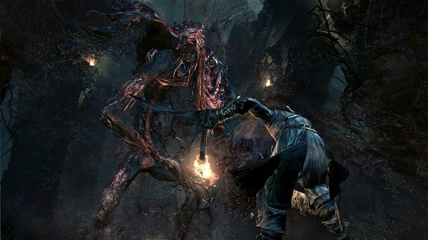 Bloodborne-Boss
