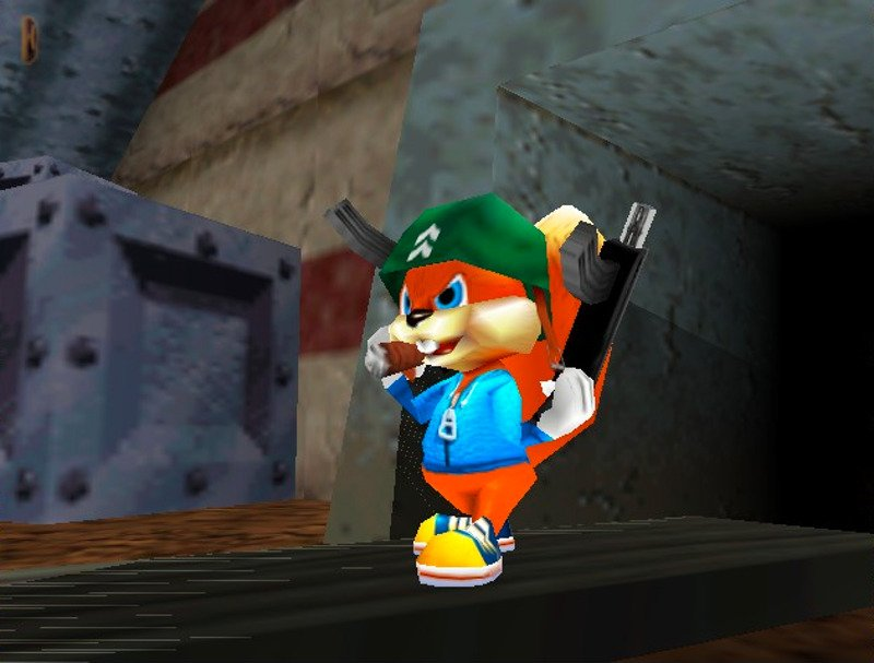 Conker's Bad Fur Day Review