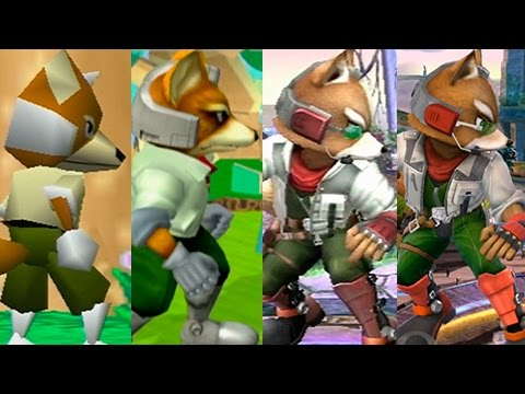 The Lack of Representation of Star Fox in Nintendo's Biggest