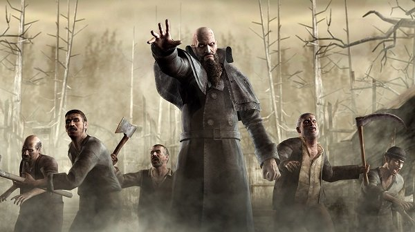 Resident Evil 4 Mendez