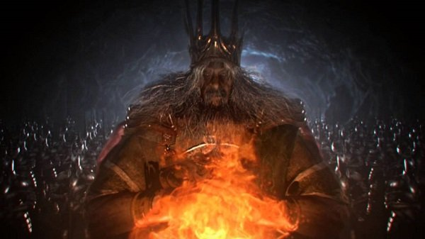 Dark Souls King