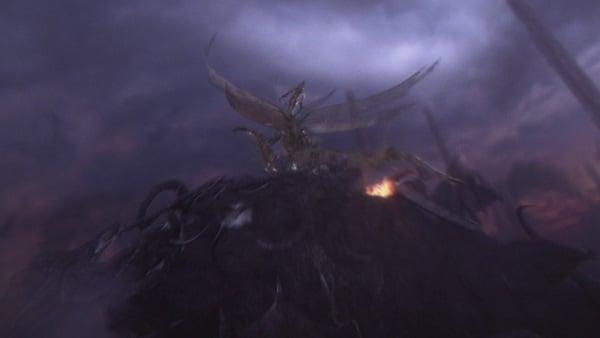 Dark Souls Seath the Scaleless