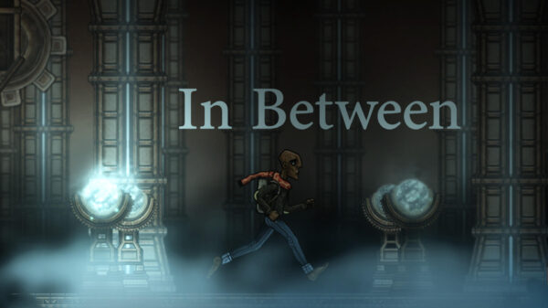 In Between Cover Photo