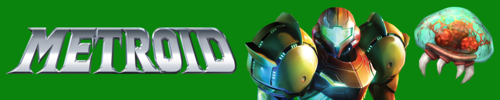 Metroid banner
