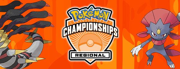 Pokemon regional