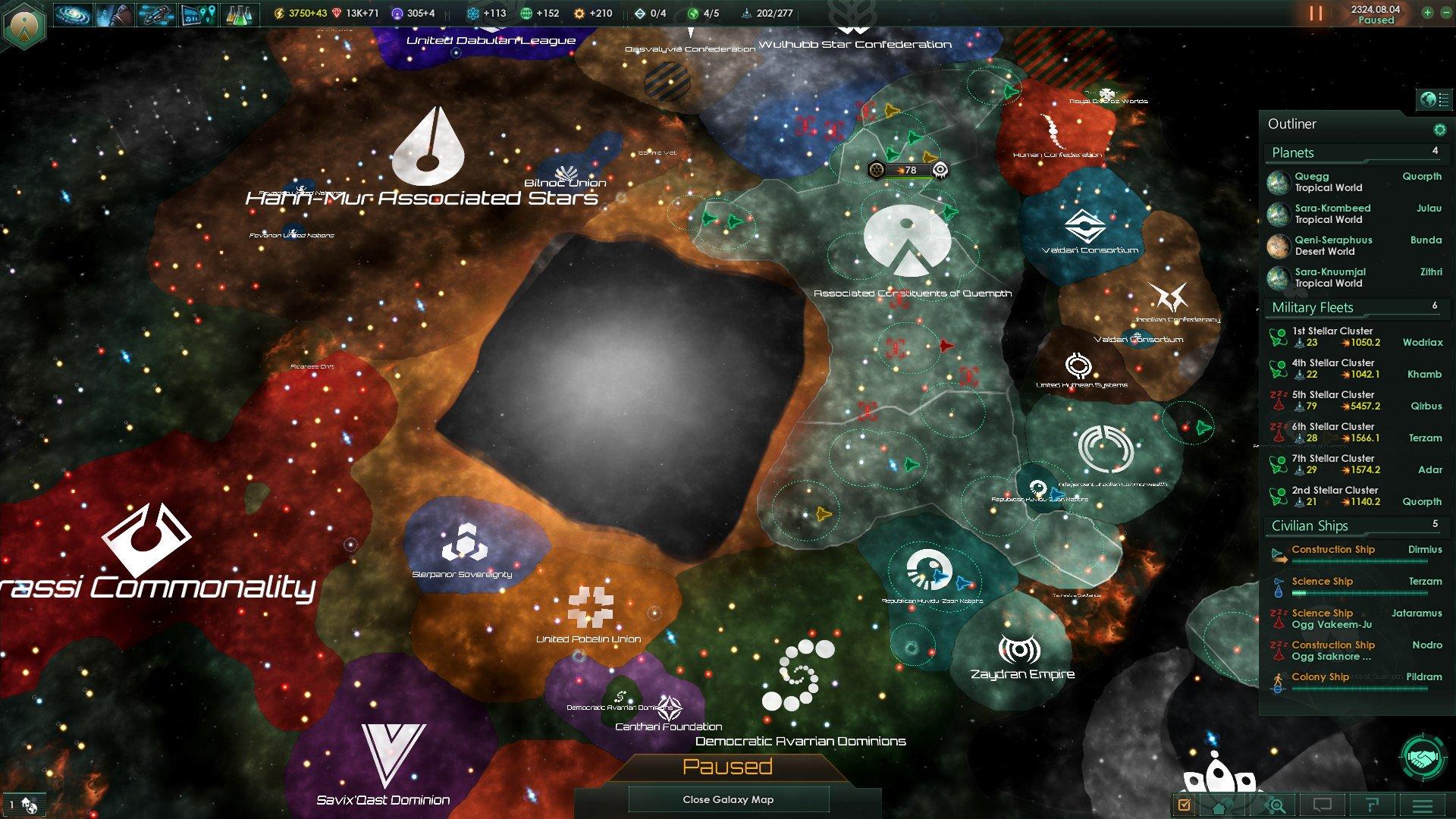 Stellaris' — A Strategic Space Opera   Goomba Stomp