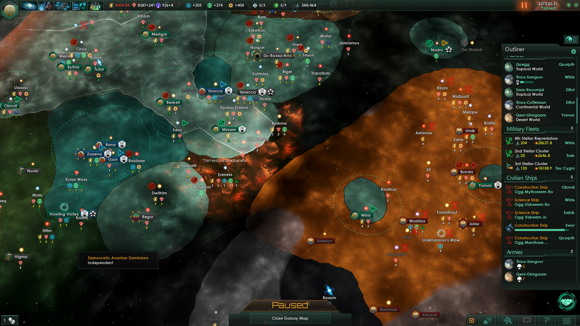 Stellaris' — A Strategic Space Opera | Goomba Stomp