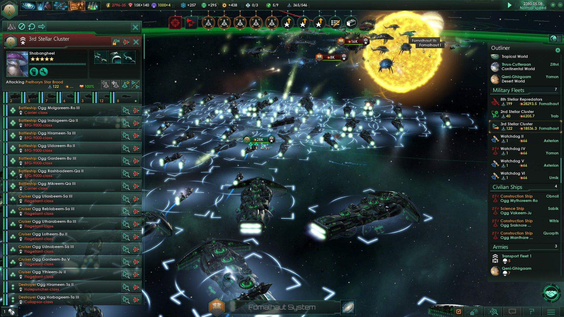 'Stellaris' — A Strategic Space Opera | Goomba Stomp