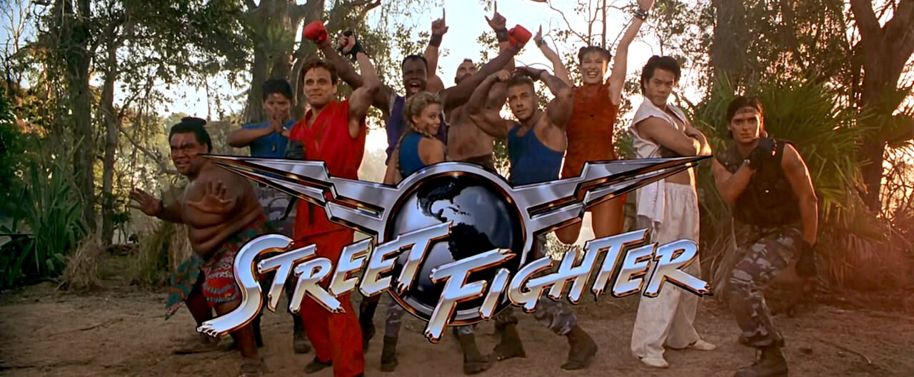 For Us It Was Tuesday Looking Back At The Street Fighter Movies