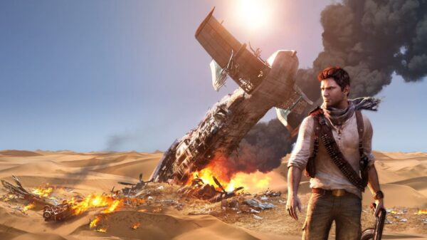 Uncharted Drake's Deception