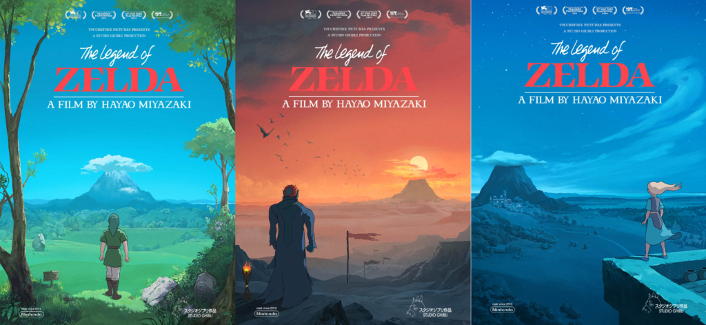 Zelda Ghibli