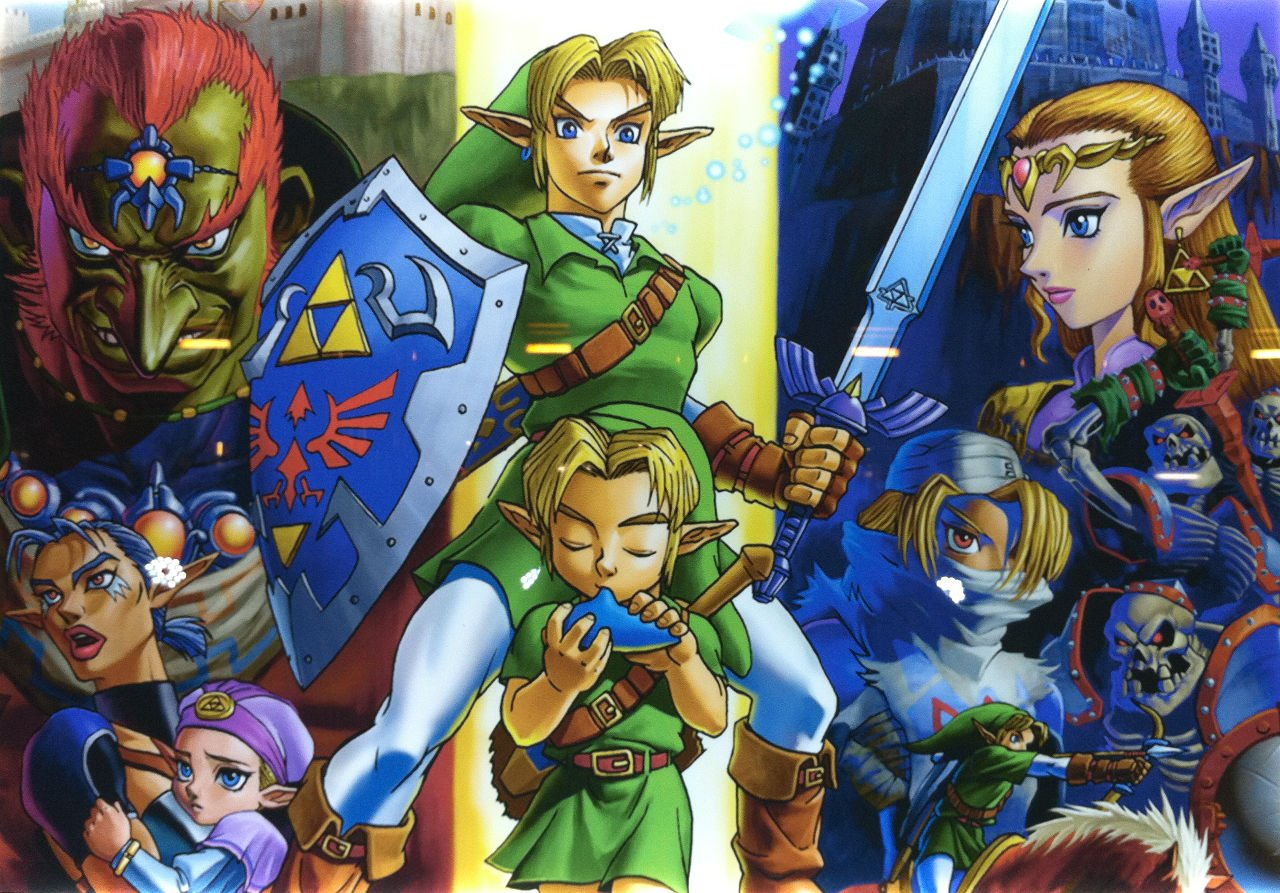 Opinion: Top 5 The Legend of Zelda games