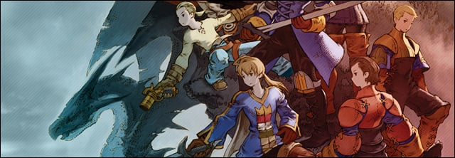 Final Fantasy Tactics Ending