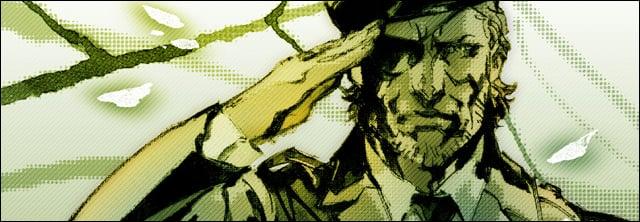 Metal Gear Solid Ending